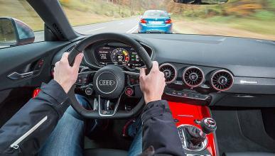 Cara a cara: Audi TT RS vs BMW M2