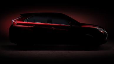 Primera imagen oficial del nuevo SUV compacto de Mitsubishi