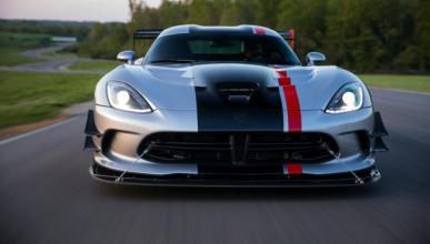 Inicitiava 'crowdfunding' para que el Viper gane a Porsche