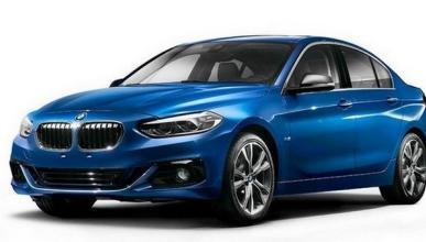 ¿Qué hace este BMW chino en Alemania?