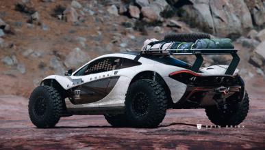 ¿Nunca existirá un McLaren P1 SUV?