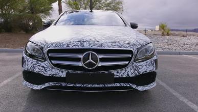 Así funciona el piloto automático de Mercedes