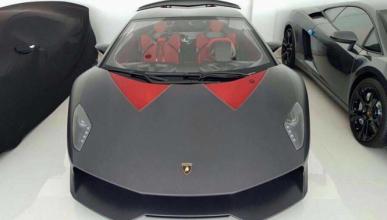 Esto es lo que piden por el Lamborghini Sesto Elemento