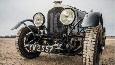 bentley lemans racer 1928