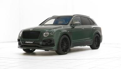 Bentley Bentayga Startech personalizado