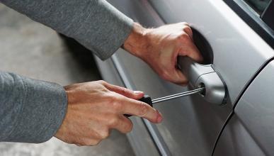 Los coches más robados en España