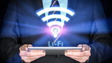 LiFi, la conexión a la Red 100 veces más rápida que el WiFi