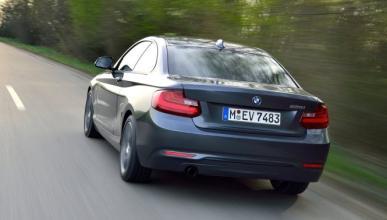BMW Serie 2 2018: cazada ahora la versión descapotable