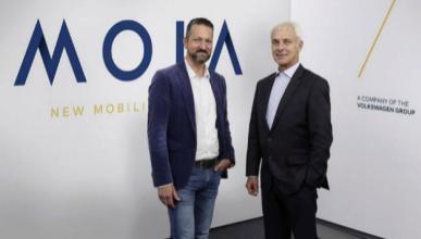 Así es MOIA, la nueva marca de Volkswagen