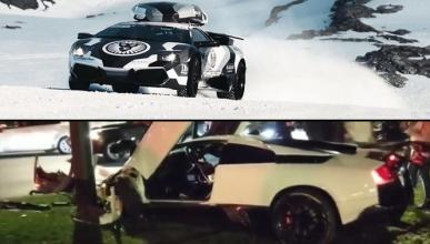El triste final del Lamborghini Murciélago de Jon Olsson