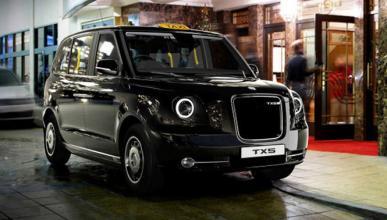 El taxi de Londres se exportará al resto de Europa en 2018