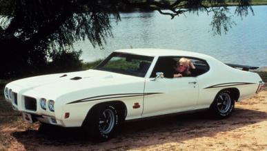 El nuevo Pontiac GTO Judge de 1970 de Jay Leno
