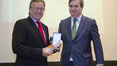 Ángel Viladoms anuncia su retirada de la RFME