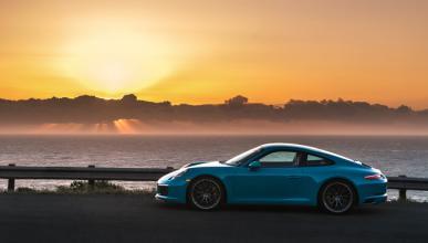 Cazado un prototipo del Porsche 911 2018 en fase de pruebas