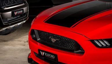 Ford Mustang por Tickford