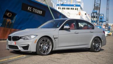 Este BMW M3 Nardo Grey nos ha encantado