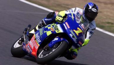 Roberts Jr y Marco Lucchinelli, nuevas leyendas de MotoGP
