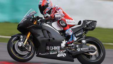El nuevo colín de la Ducati GP17 con inspiración en la F1