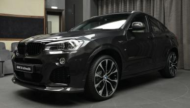 BMW X4 by 3D Design