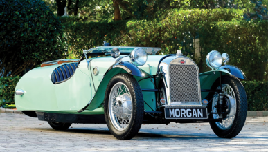 Este espectacular Morgan F-Super de 1947 sale a subasta