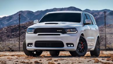 El Dodge Durango SRT 2018 te pondrá los pelos de punta