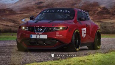 ¿Qué te parecería un Nissan Juke tan musculoso como este?