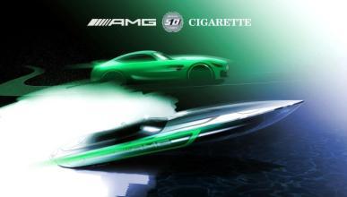 Ya casi está el nuevo barco de Mercedes-AMG y Cigarette