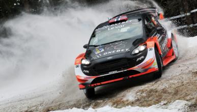 WRC 2017, Rally de Suecia: Previo, tramos y horarios