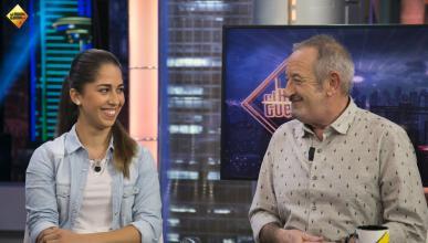 El detalle de Karlos Arguiñano con María Herrera en TV