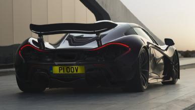Vídeo: los secretos que hacen al McLaren P1 tan veloz