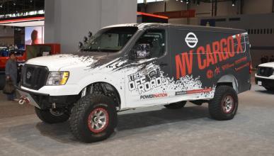 Nissan NV Cargo XV Concept