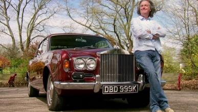 James May venderá su Rolls-Royce por problemas de alergia
