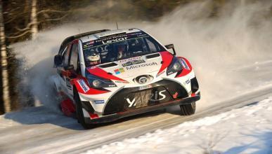Rally Suecia 2017: Toyota y Latvala se llevan la victoria