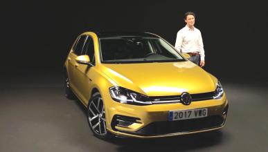 El mito se renueva: así es el nuevo VW Golf