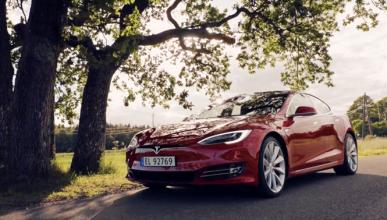 """Así es como un Tesla Model S se pone a 100 km/h en 2,28"""""""