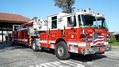 Vídeo: así es un camión de bomberos al detalle