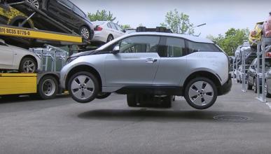 BMW da un paso más para reciclar sus coches