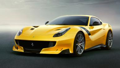 Ferrari F12 M, llegará durante el Salón de Ginebra 2017