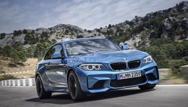 BMW prepara una versión del M2 M Performance para EEUU