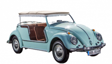 Las 12 ediciones más memorables del VW Beetle