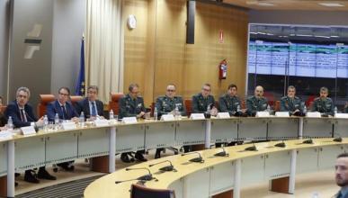 Aprobado el nuevo Plan Operativo 2017 de la Guardia Civil
