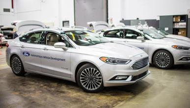 Los ingenieros de Ford se duermen probando coches autónomos