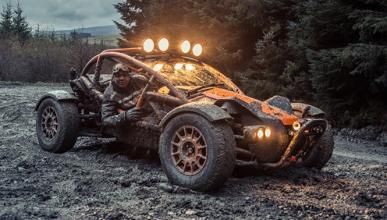 Vídeo: Ariel Nomad, ¿el vehículo más divertido del momento?