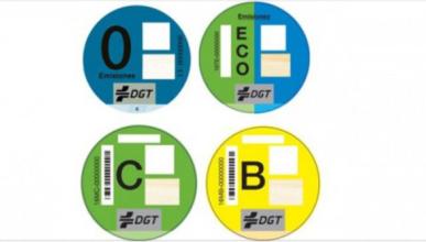Qué hacer si la DGT te envía una etiqueta errónea