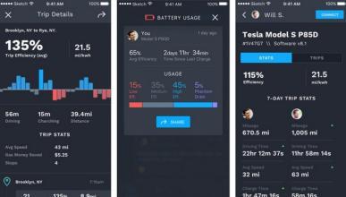 Teslab, una nueva aplicación para Tesla