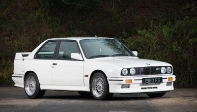 Otro BMW M3 E30 que sale a la venta, ¡precioso!
