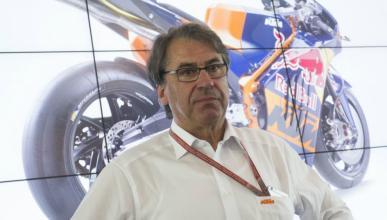 "Stefan Pierer (KTM): ""Honda siempre intenta hacer trampas"""