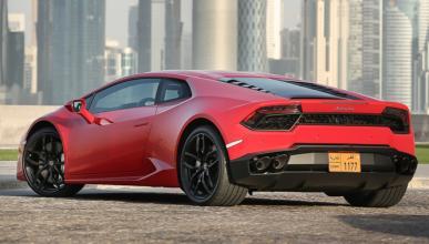 Vídeo: el Lamborghini Huracán LP580-2 suena así de bien