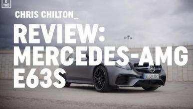 Vídeo: Mira como prueban el Mercedes-AMG E63 S