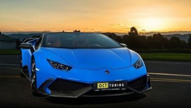Este Lamborghini Huracán O.CT se ríe de su hermano mayor